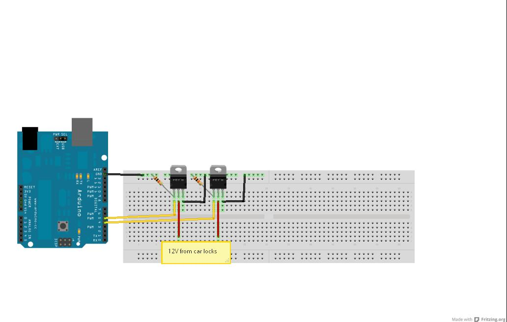 Picture of Switching Circuit