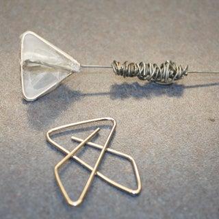 Paperclip Darts