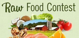 Raw Food Contest