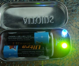LED Altoids Tester