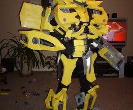 Transformers BumbleBee Costume