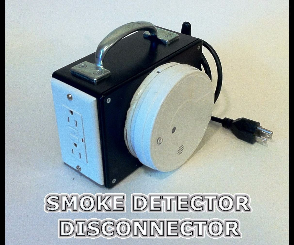 Prevent House Fires With The Smoke Detector Disconnector 9 Steps Wiring Alarms In Parallel Pictures
