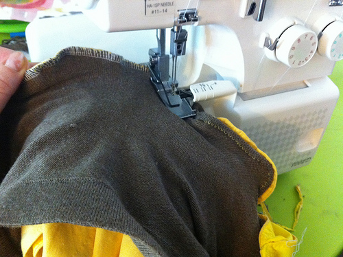 Picture of Make and Attach the Waistband