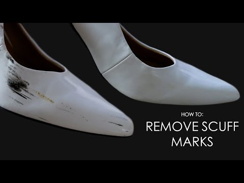 Picture of How to Remove Scuff Marks From Patent Leather Shoes