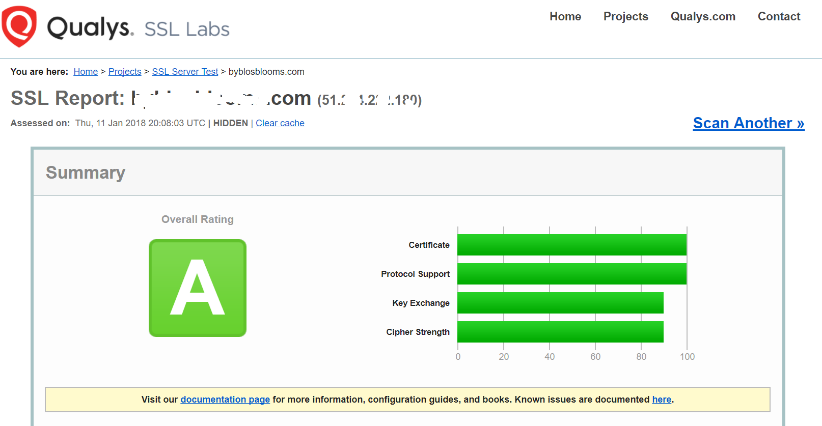 Picture of Strengthening  SSL Services on Your Web Server (Apache/ Linux)