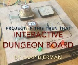 Interactive Dungeon Board