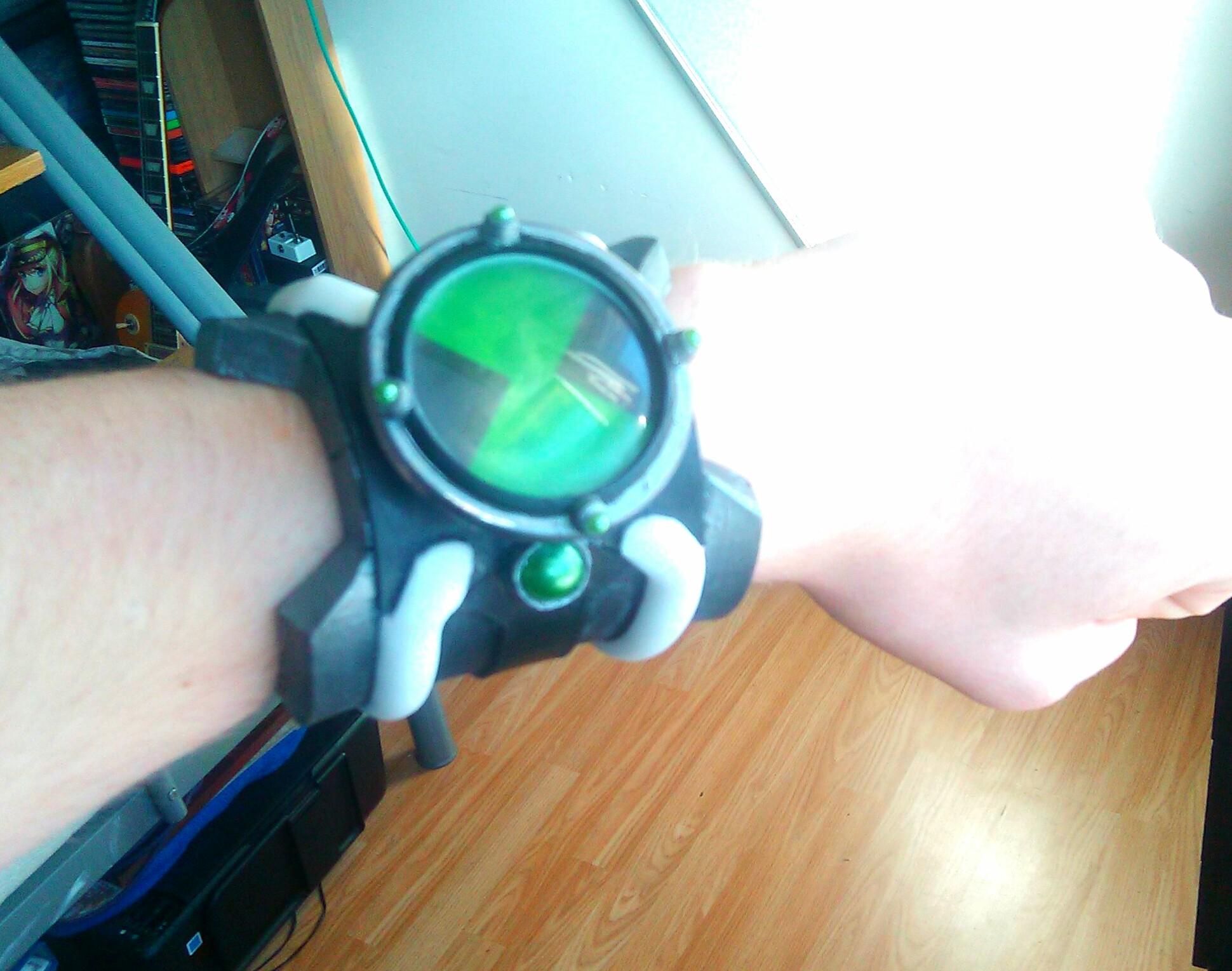 Picture of Ben 10 Omnitrix Replica Prop DIY Homemade Cosplay