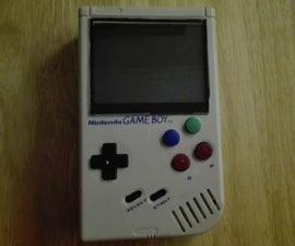 Game Boy Pi