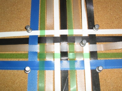 Weaving the Straps