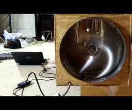 DIY Subsonic Wind Tunnel - Lift/Drag Testing - for rLoop Project