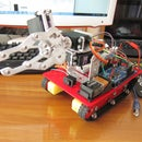 My Eighth Project: Robot Arm with Smart Tank Chassis and Bluetooth