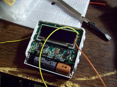 Adding Electronics and Lining the Inside.