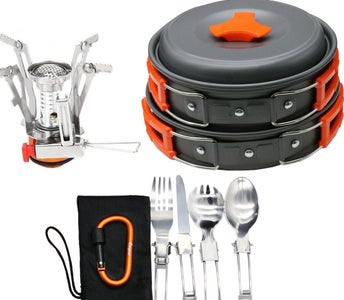 Cooking Pans, Utensils, Cups and Liquid Holders