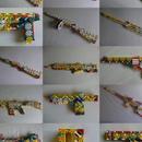 My K'nex Weapons Of 2013 & 2014