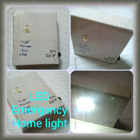 Picture of LED Emergency Home Light