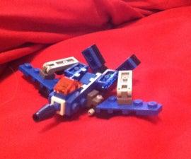 Lego G1 THUNDERCRACKER!!!!