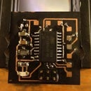 2-Layer Circuit Boards Using Laser Cutter / Chemical Etching
