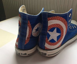 Captain's Converse
