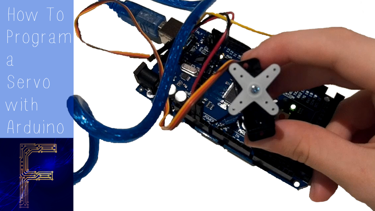 Picture of Program Your Own Servo!