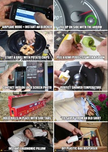 Life Hacks in This Instructable