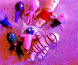 Easiest String Doll