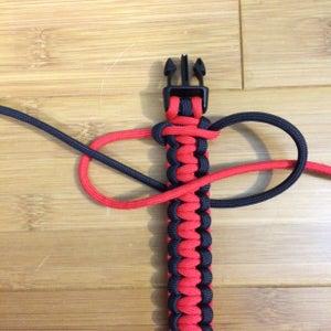 King Cobra Paracord Bracelet - 3