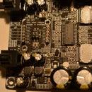 Volume Hack for Sure Electronics 2x 200W Audio Amplifier