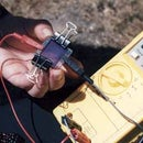 DIY solar cell from scratch
