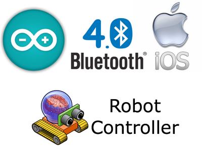 IPhone to Arduino Using Bluetooth 4.0  --