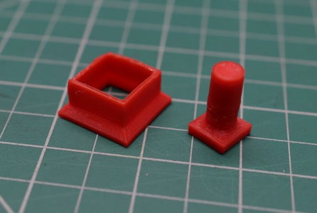 3D Printed Clay Mold