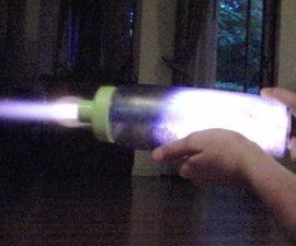 Build A Water Bottle Potato Gun!