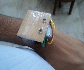 Wireless Caretaker's Emergency Band