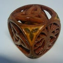 Celtic Cube Carving