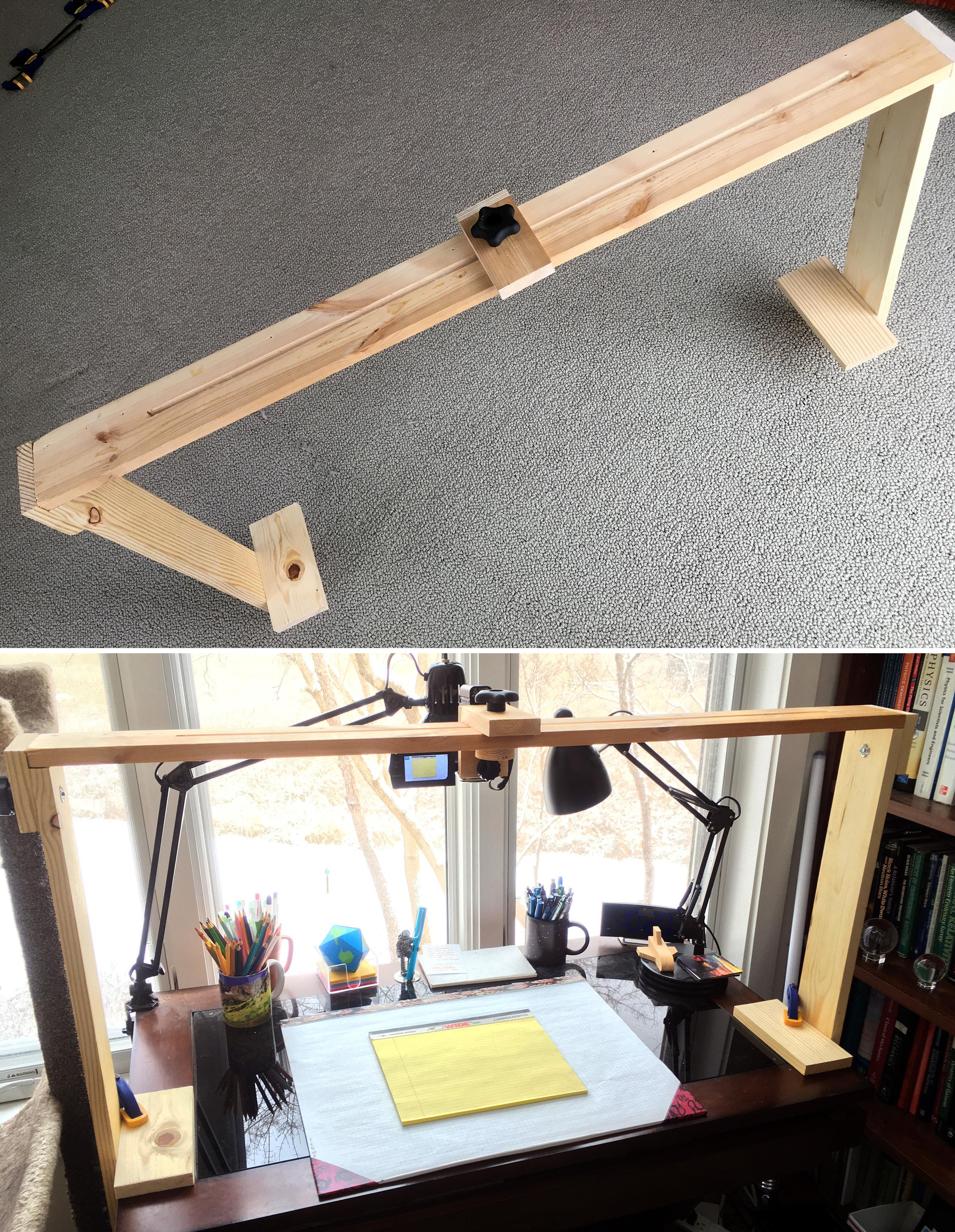 Picture of Video Camera Desk Gantry