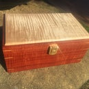Simple and Elegant Wooden Box