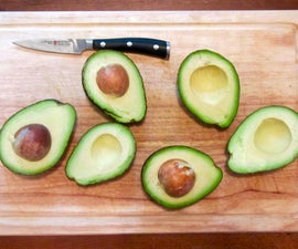 Longterm Avocado Storage