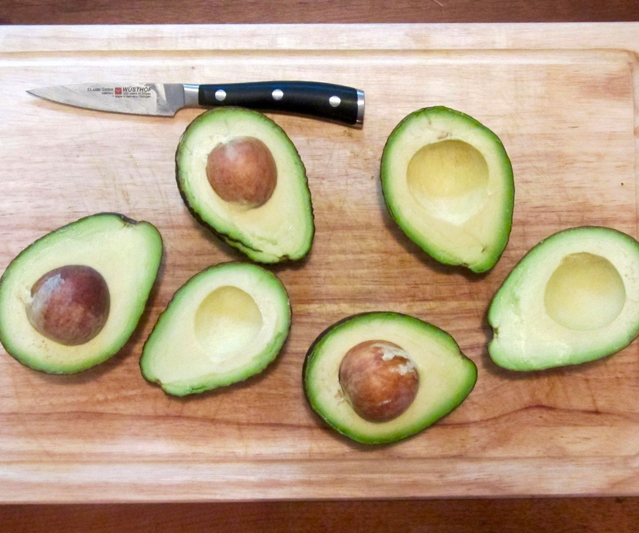 How to clean avocados correctly: technology 58