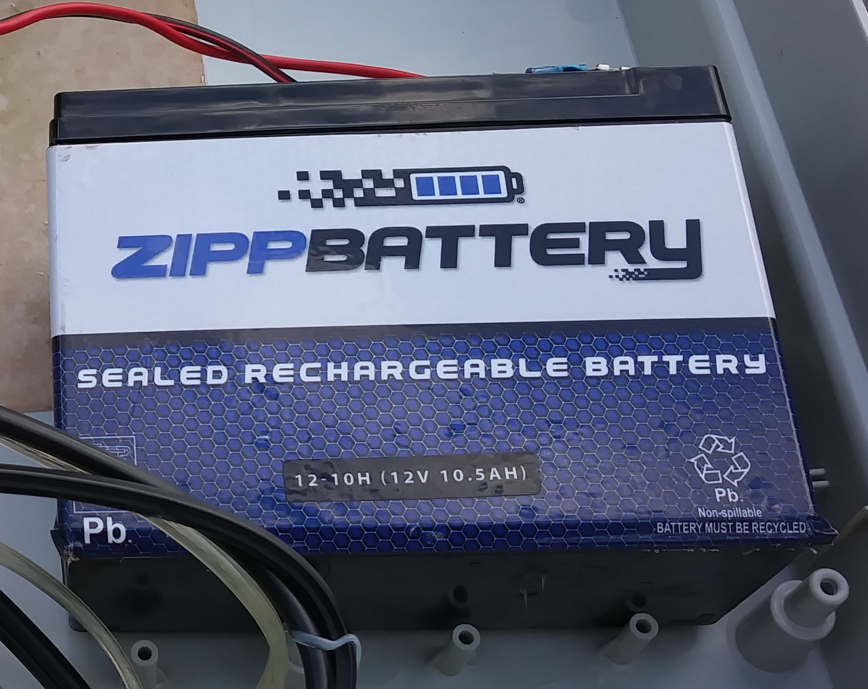 Picture of Batteries, What Will Store Your Power.