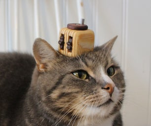 Wooden Fidget Cube
