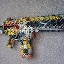 Bolt action K'nex ACR