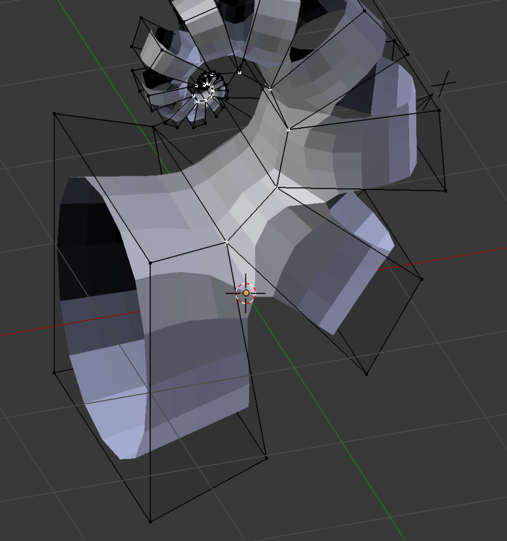 Picture of Apply Subdivision Surface Modifier