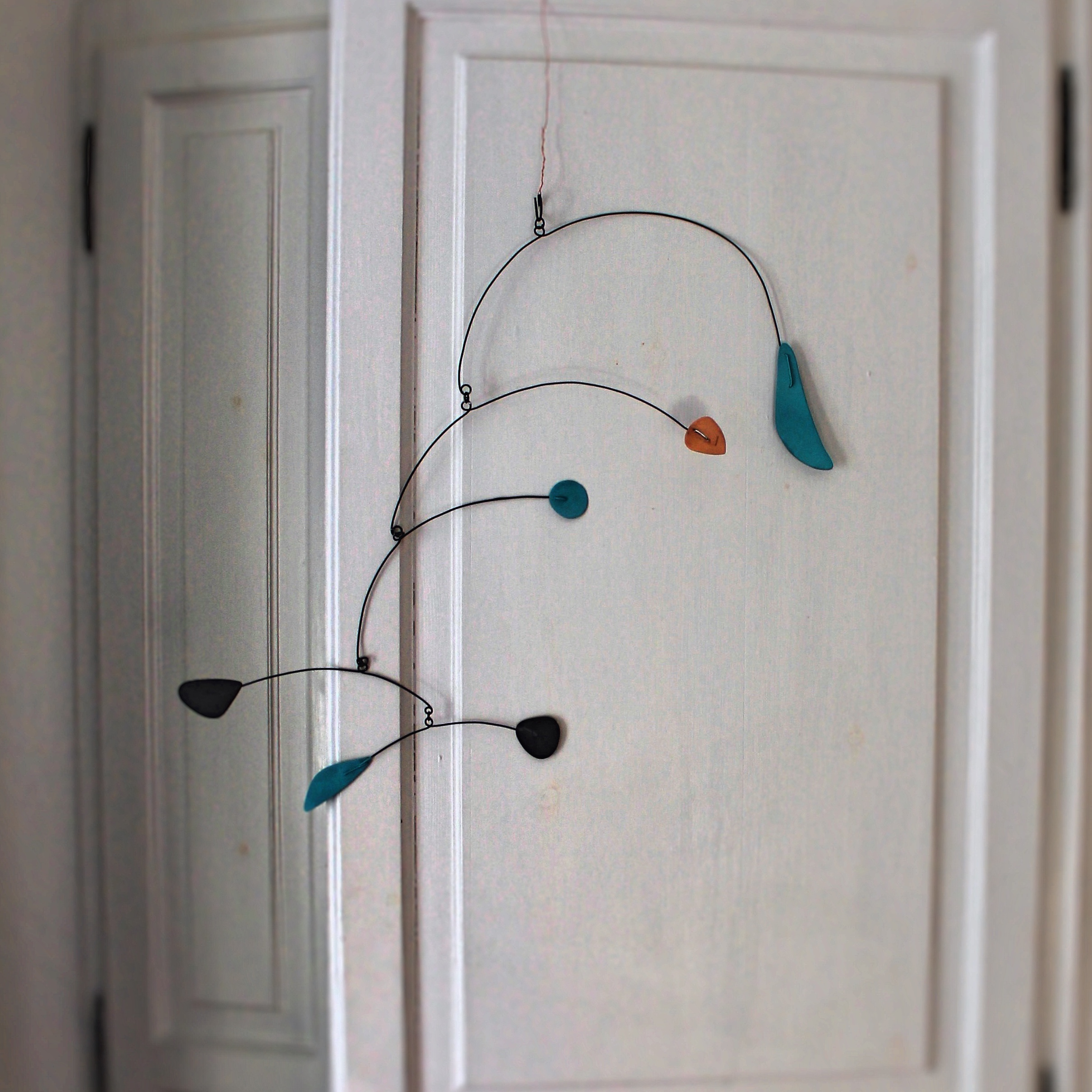 Picture of Calder-style Modern Art Mobile