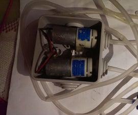 Pond Air / Aerator System 12v Cheap DIY