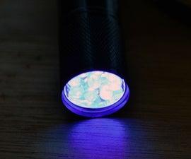 Free UV Flashlight ( If You Have the LED's )