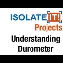 What is Durometer? Understanding the science of measuring softness of Sorbothane rubber.