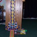 k'nex drop zone (no instructions)