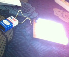 LED Lamp 11×11 LEDs