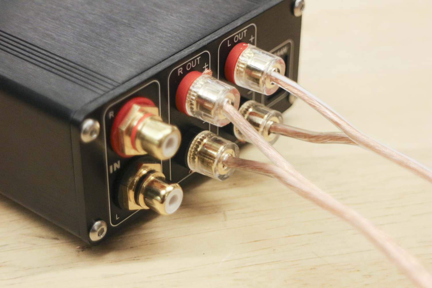Picture of Receiver -> Amplifier