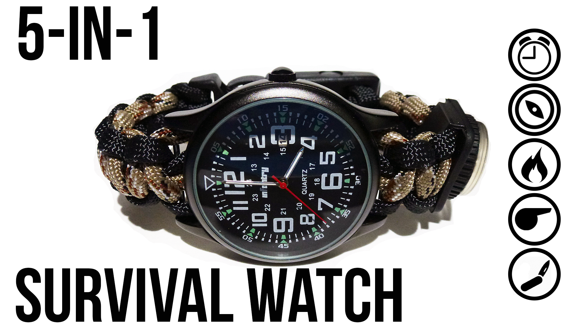 Picture of The Ultimate Survival Watch