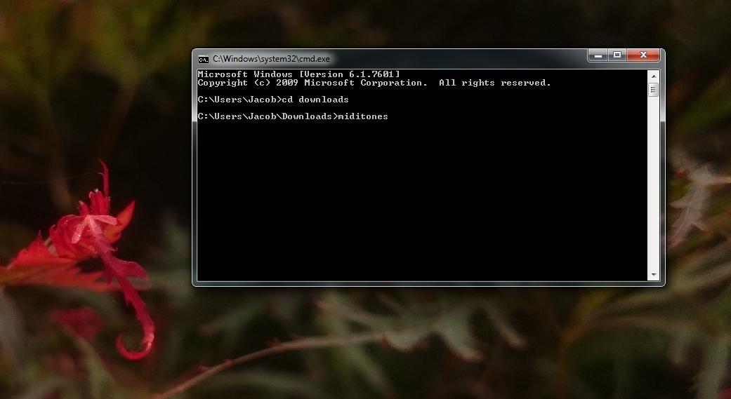 Picture of Converting MIDI Files